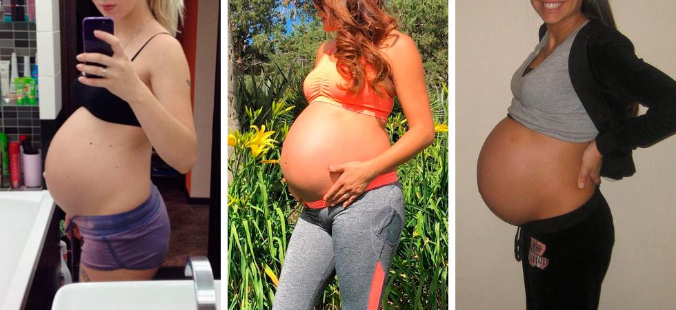 Болит верх живота при беременности