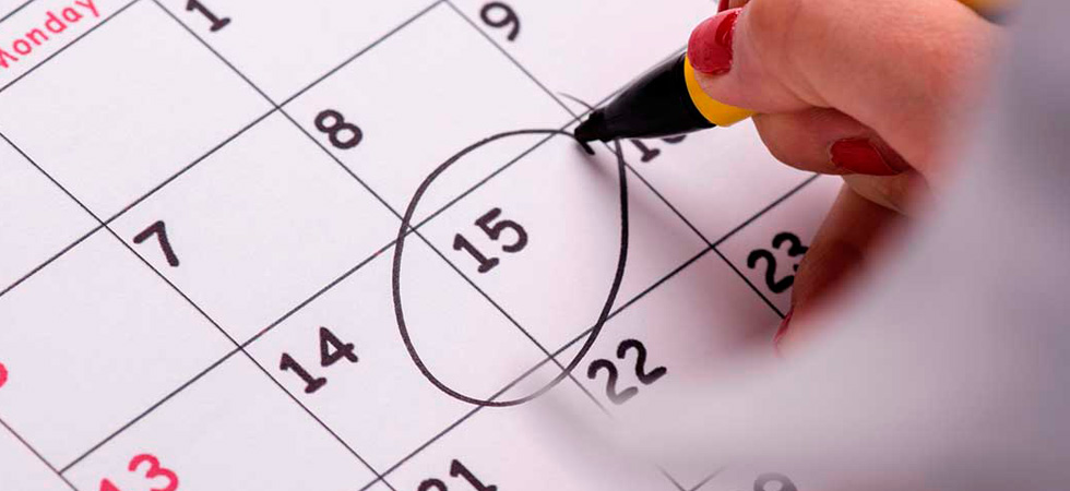 На какой день менструального цикла происходит овуляция