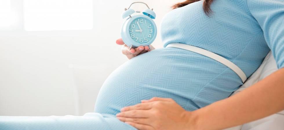 Тянет низ живота на 38 неделе беременности 19