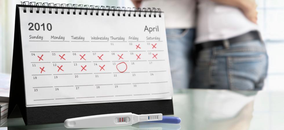 В какие дни цикла можно забеременеть: благоприятные дни для беременности